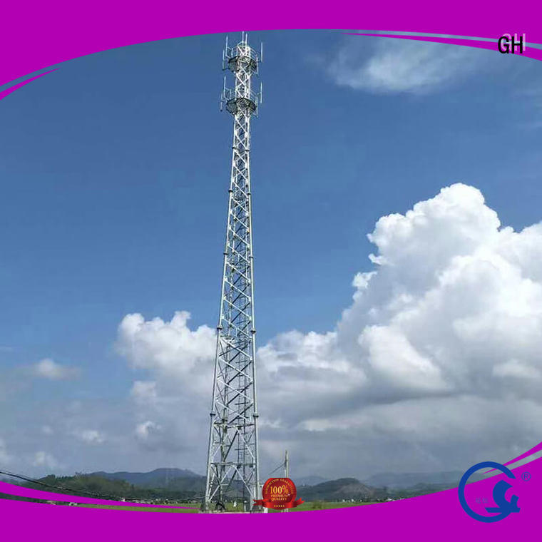 GH cost saving mobile tower excelent for telecommunication