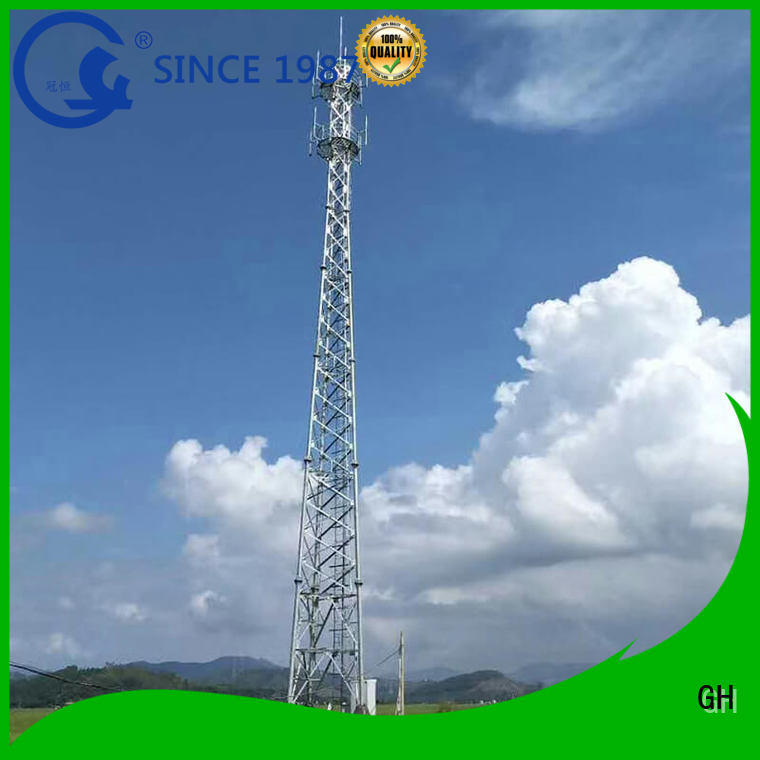 good quality telecommunication tower excelent for communication industy