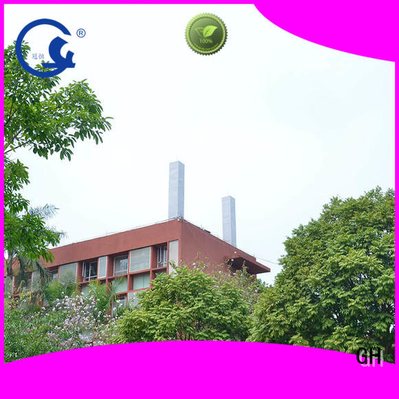 anti-ultraviolet fiber reinforced plastic with strong transmission for communication facilities