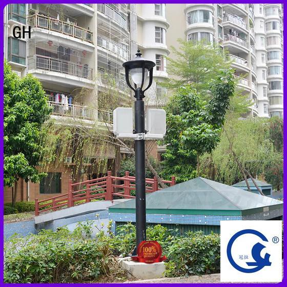 GH smart street light cost effective for public lighting