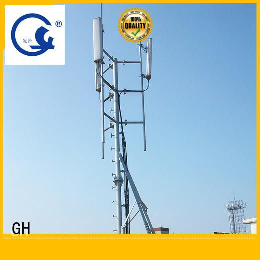 roof tower suitable for communication industry