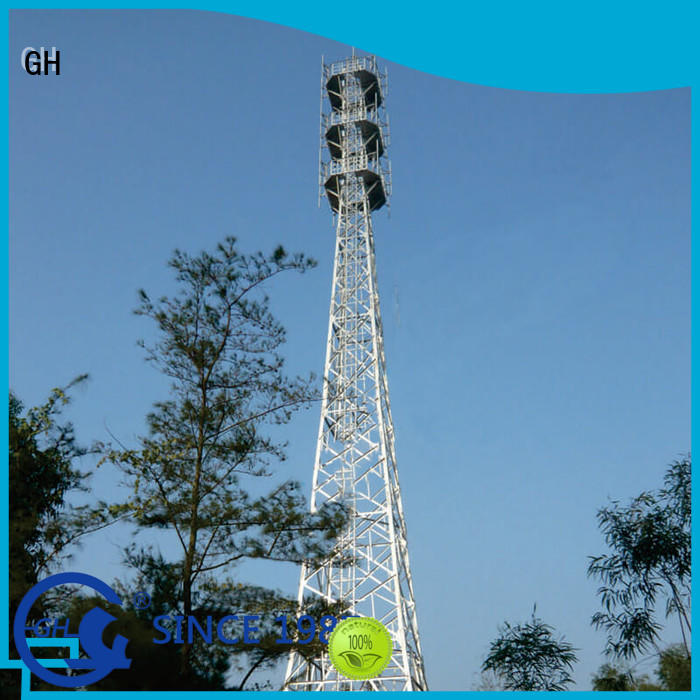GH good quality angle tower ideal for communication industy