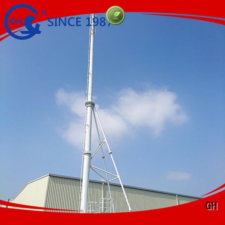 convenient assembly integrated tower solutions communication industy