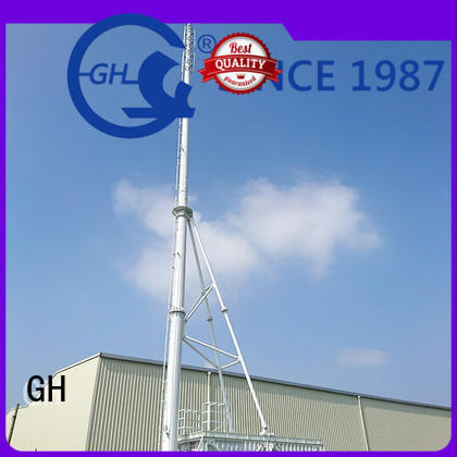 GH strong practicability base station with high performance for communication system