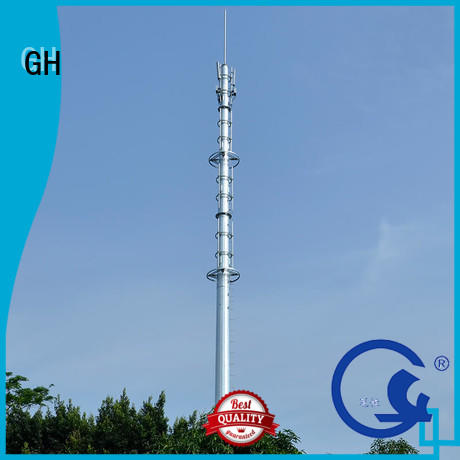 cost saving antenna tower ideal for communication industy