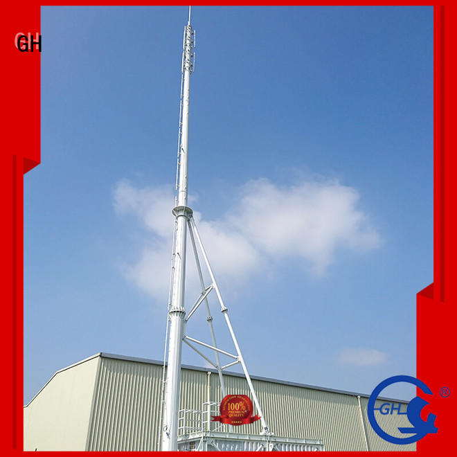 convenient assembly integrated tower systems communication industy