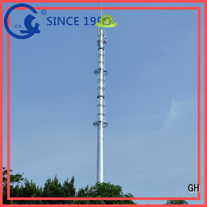 good quality mobile tower suitable for communication industy