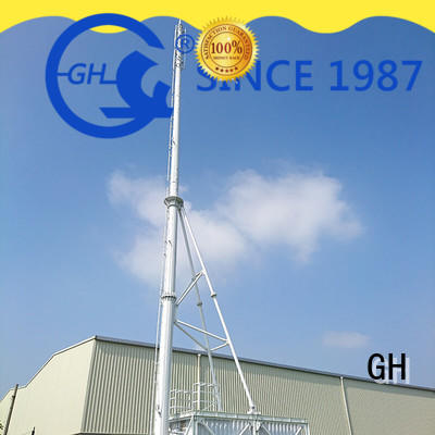 GH integrated tower solutions suitable for