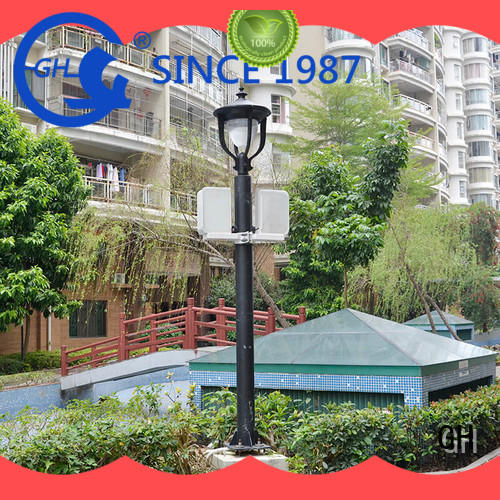 GH efficient smart street light good for