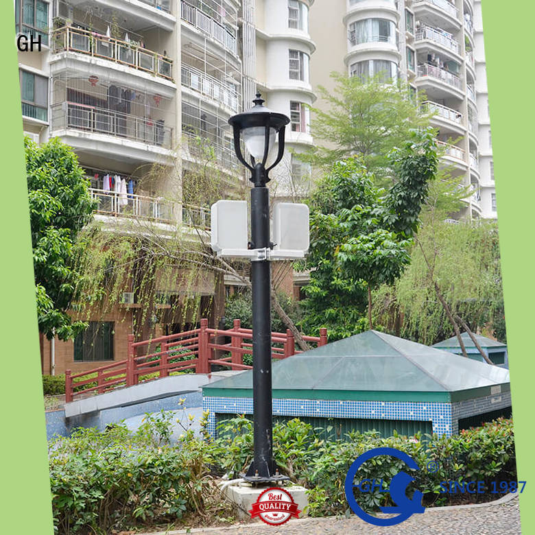 GH intelligent street lamp good for