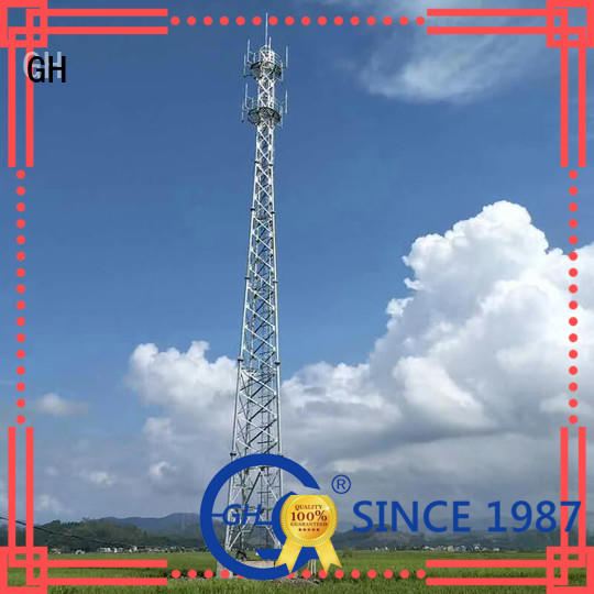 cost saving communications tower excelent for communication industy