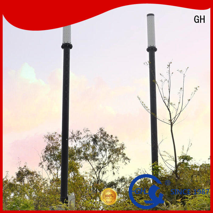 GH efficient smart street lamp cost effective for