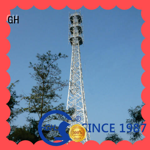GH angle tower excelent for telecommunication