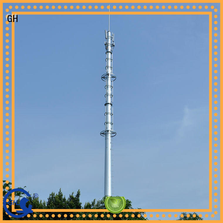 light weight camouflage tower ideal for communication industy