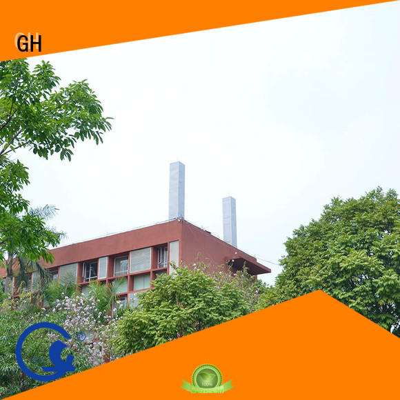 GH anti-shock antenna cover good for communication industry