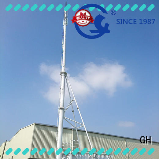 GH good quality integrated tower systems with high performance for strengthen the network