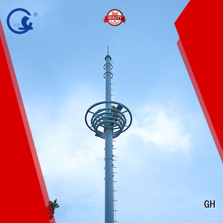 GH good quality antenna tower excelent for comnunication system
