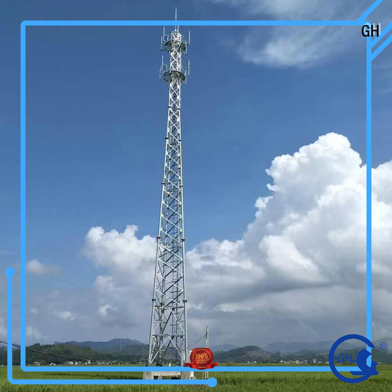 GH communications tower excelent for telecommunication