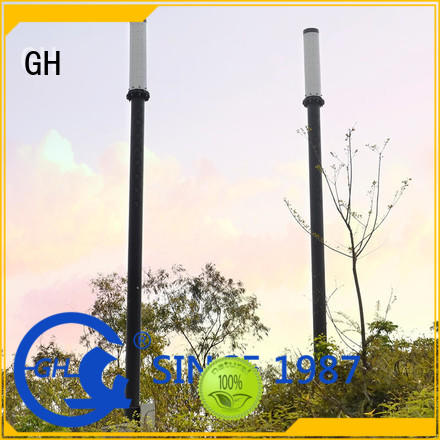 energy saving intelligent street lamp cost effective for public lighting