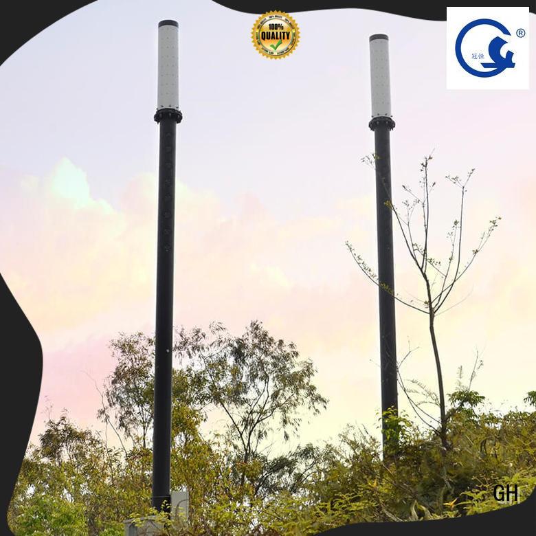energy saving smart street lamp suitable for