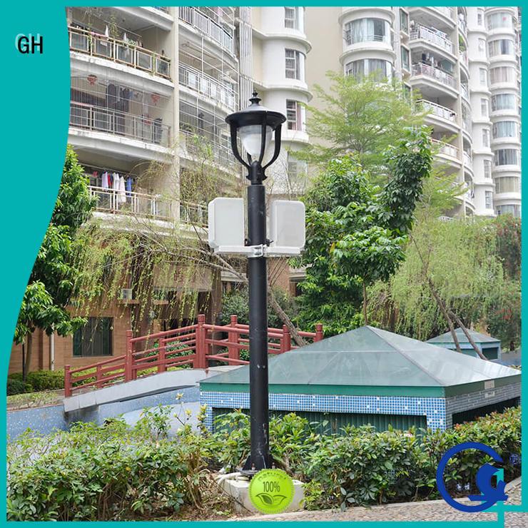 GH efficient intelligent street lighting ideal for lighting management