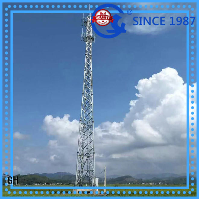 cost saving antenna tower suitable for communication industy