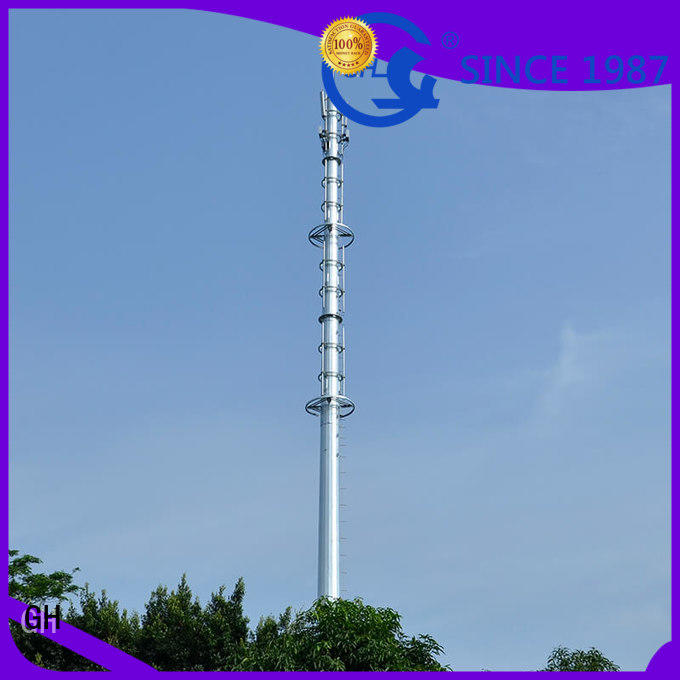 angle tower communication industy GH