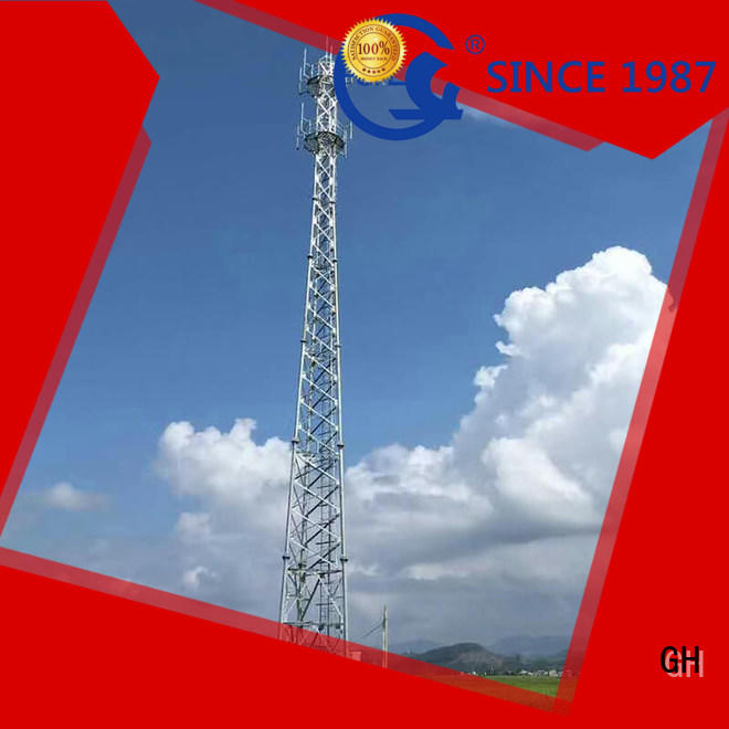GH cost saving mobile tower ideal for telecommunication