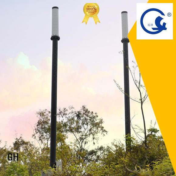 GH efficient smart street lamp good for lighting management