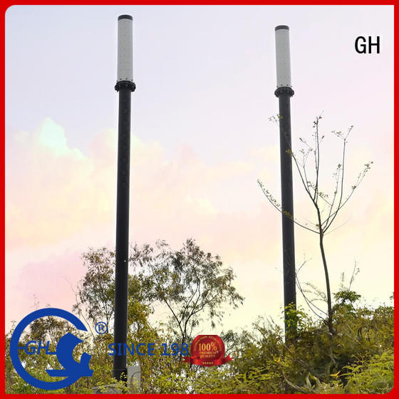 GH smart street light ideal for lighting management