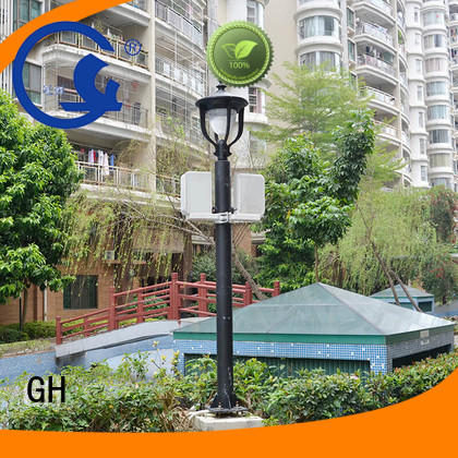 efficient smart street lamp cost effective for