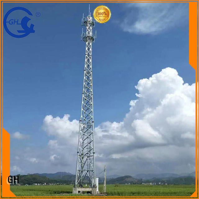 good quality cell phone tower suitable for telecommunication