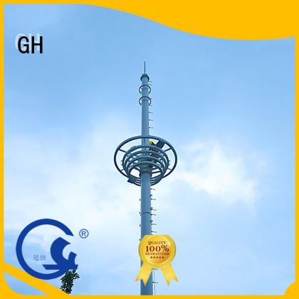 GH good quality mobile tower suitable for comnunication system