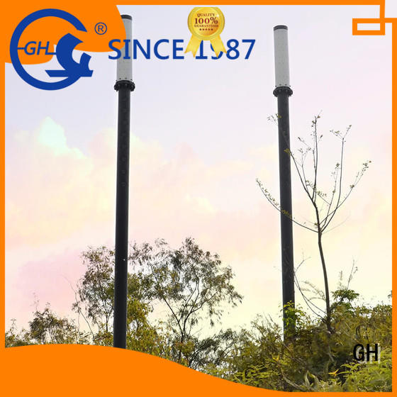 GH smart street lamp cost effective for