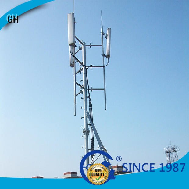 good quality rod tower suitable for communication industry