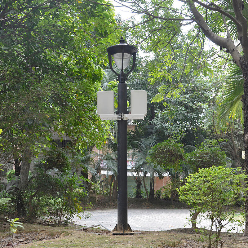 efficient smart street light pole cost effective for public lighting-1