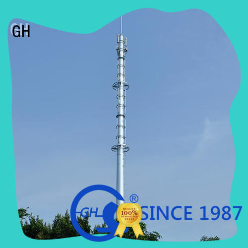 light weight tower communication service ideal for comnunication system GH