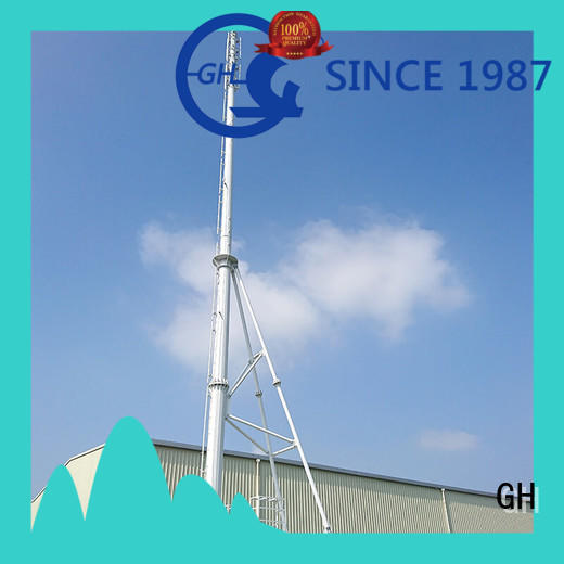GH strong practicability integrated tower solutions with high performance for communication system