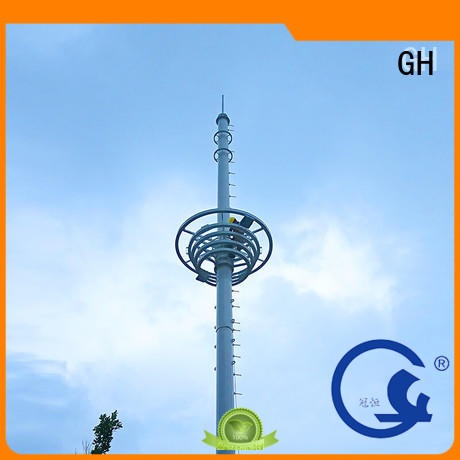 GH antenna tower ideal for telecommunication
