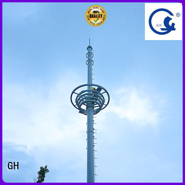 good quality antenna tower suitable for comnunication system