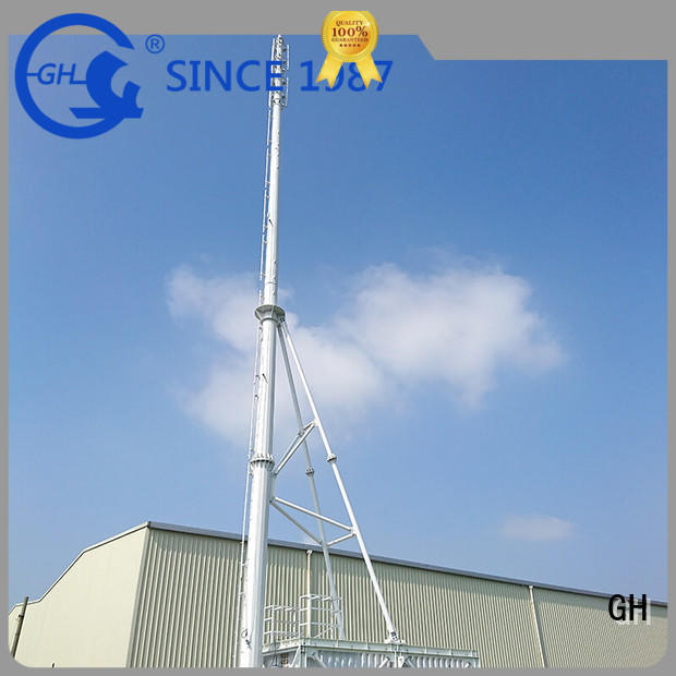 convenient assembly integrated tower systems communication system