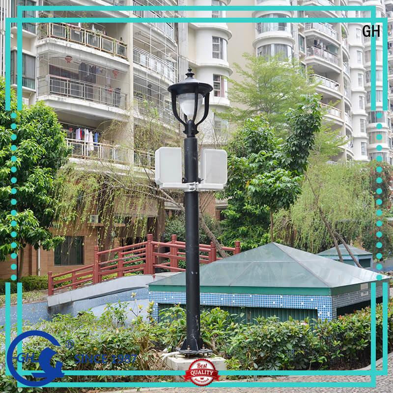 GH aumatic brightness adjustment intelligent street lighting suitable for