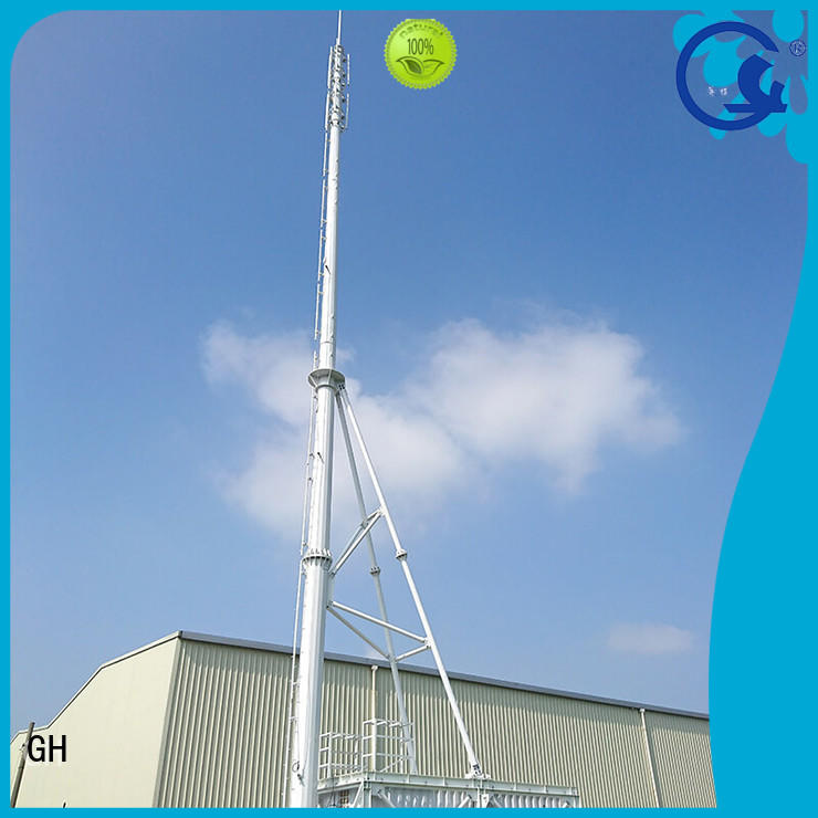 strong practicability integrated tower solutions with high performance for