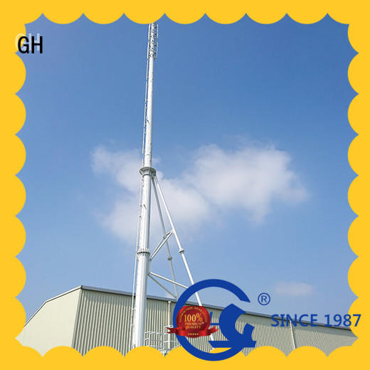 GH strong practicability integrated tower systems communication industy