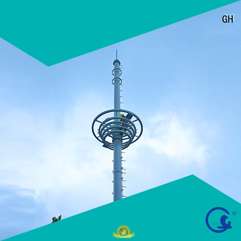 GH communications tower ideal for telecommunication