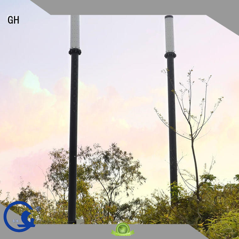 GH efficient smart street lamp suitable for