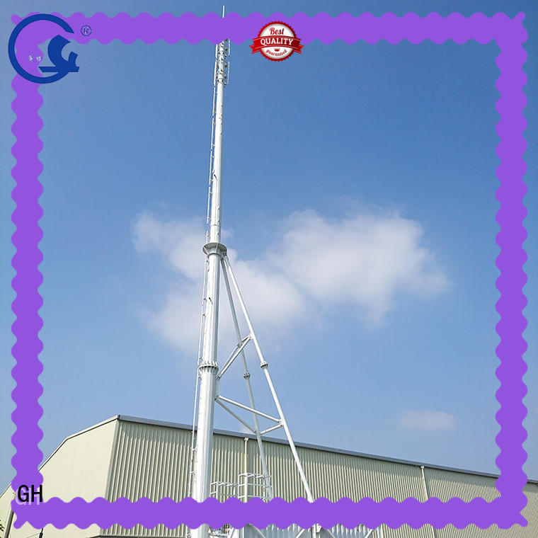 integrated tower systems suitable for communication system GH