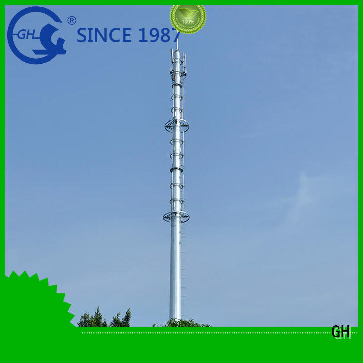 GH communications tower suitable for comnunication system