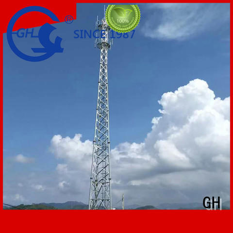 light weight telecommunication tower ideal for comnunication system
