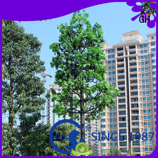 GH elegant cell phone tower tree excellent for mobile phone signals